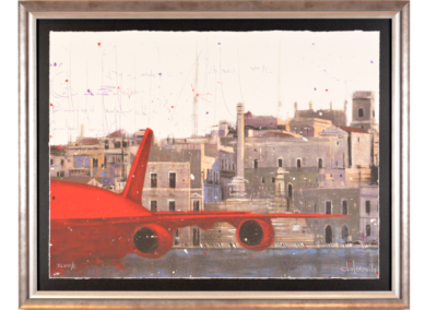 Angelo Accardi - Misplaced Red