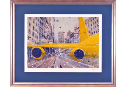 Angelo Accardi - Misplaced Yellow