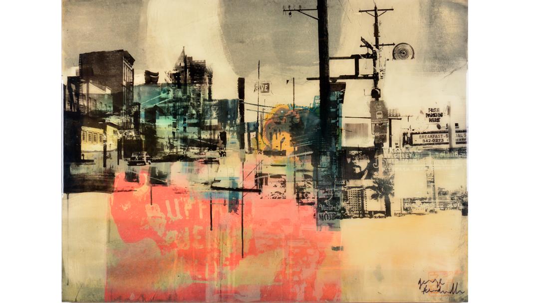 George Heidweiler - Cityscape