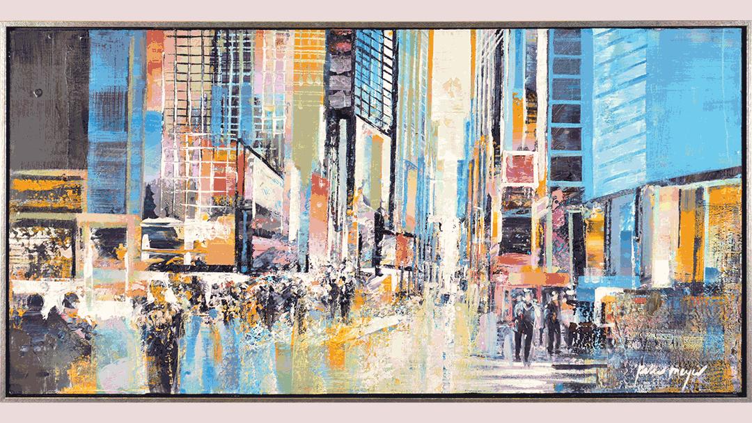Peter Meijer - New York Manhattan, 5th Avenue