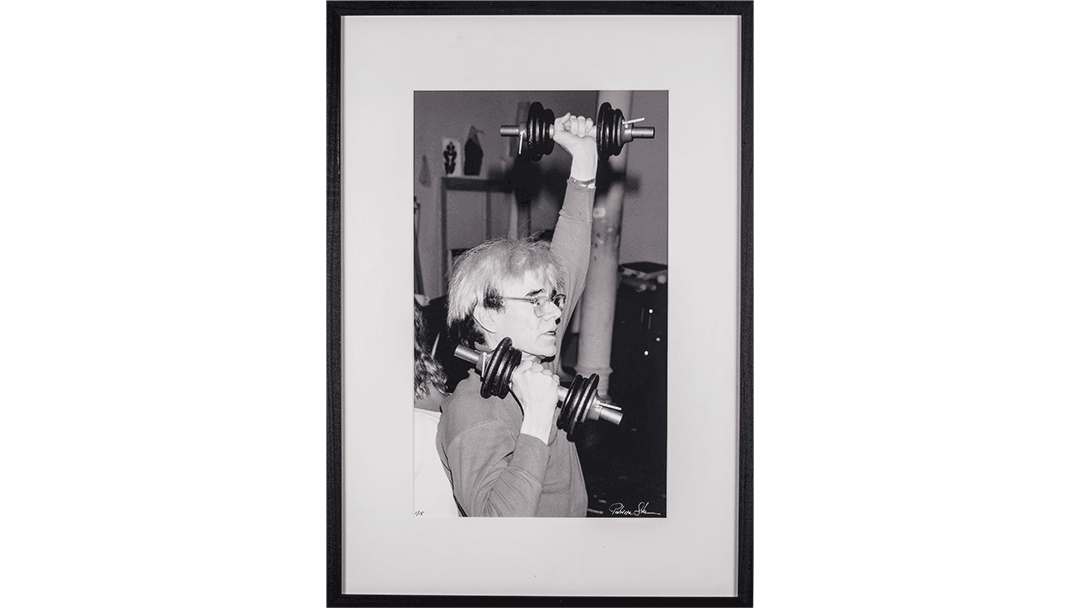 Patricia Steur - Andy Warhol