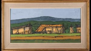 Vilhar - boerderijen