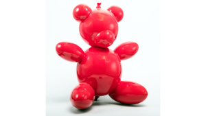 Andrea Giorgi - Red bear balloon