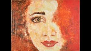 Julia Jiskoot - Vrouw met rood haar