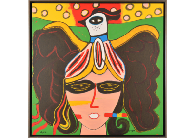 Corneille - Portret imaginaire VII