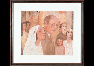 Irene Joffroy - Joodse bruiloft