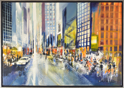 Peter Meijer - Downtown NY