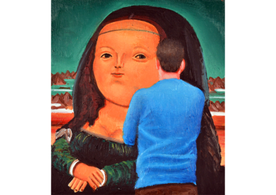 Gerard Boersma - Mona Lisa