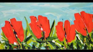 Ad van Hassel - Tulpen