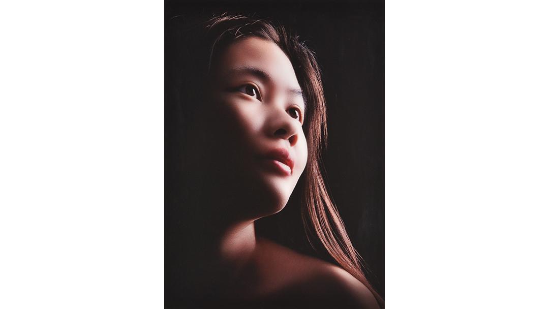 Onbekend - Aziatische vrouw