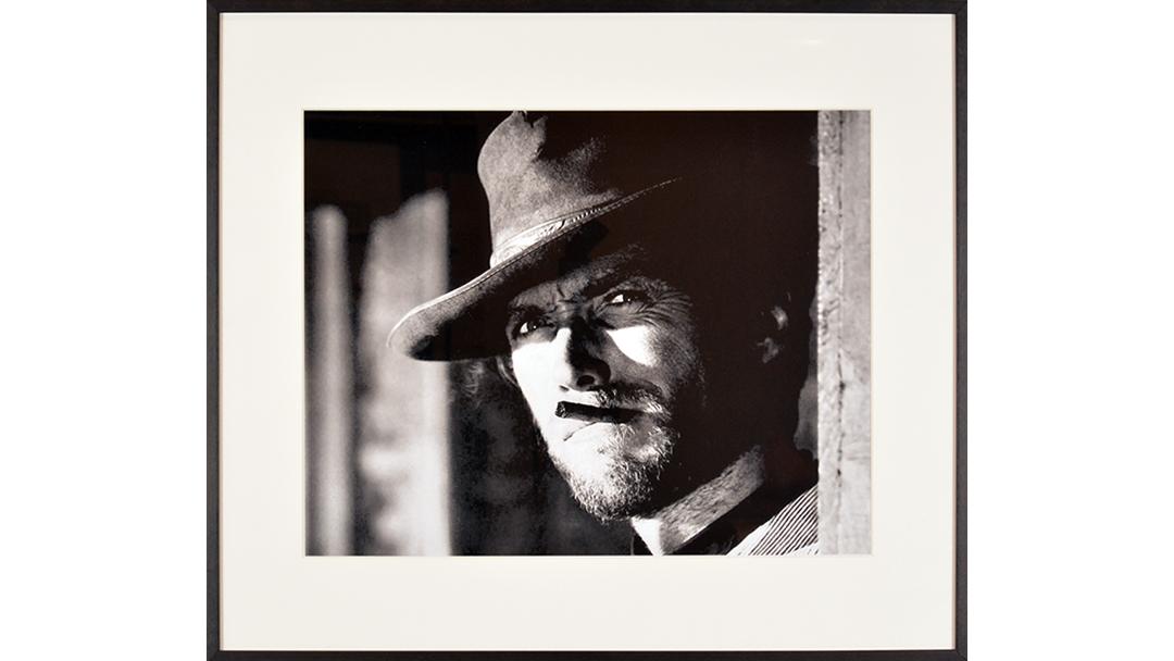 Vintage foto - Clint Eastwood